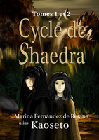 Couverture du Volume 1 du Cycle de Shaedra