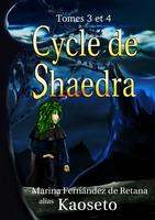 Couverture du Volume 2 du Cycle de Shaedra