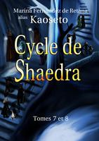 Couverture du Volume 4 du Cycle de Shaedra