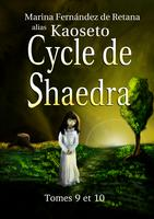 Couverture du Volume 5 du Cycle de Shaedra